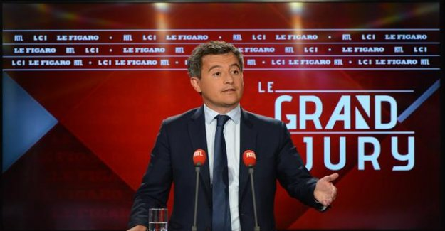 Gérald Darmanin says he has not lied to the voters of the Town