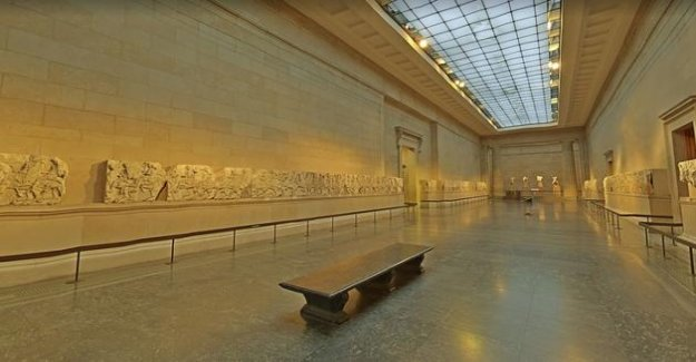 Greece claims in London again, the restitution of the marbles of the Parthenon