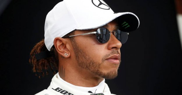 Hamilton: Some days I wake up without motivation