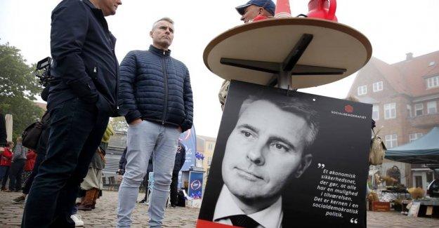 Henrik Sass Larsen are now warning against tax increases