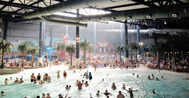 Holiday park may open without wet main attraction: A mavepuster