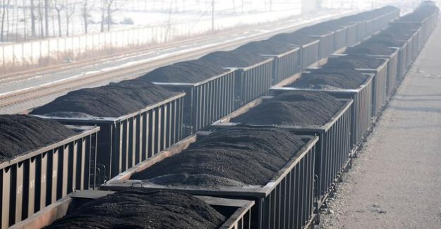 Investment in the coal does not decrease