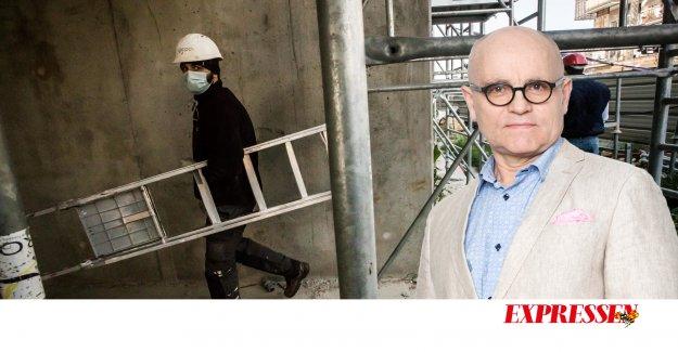 John HasslerKrisen is not a good time to build in Sweden