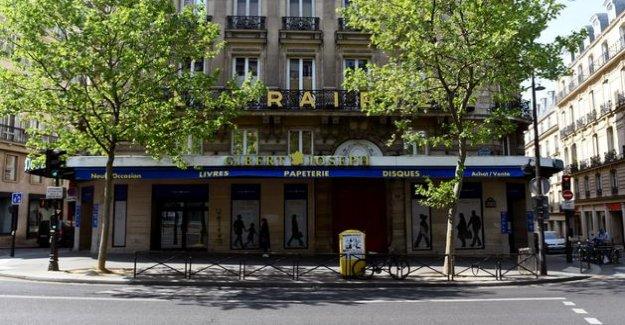 Judicial Liquidation requested to the three bookstores Gibert Joseph