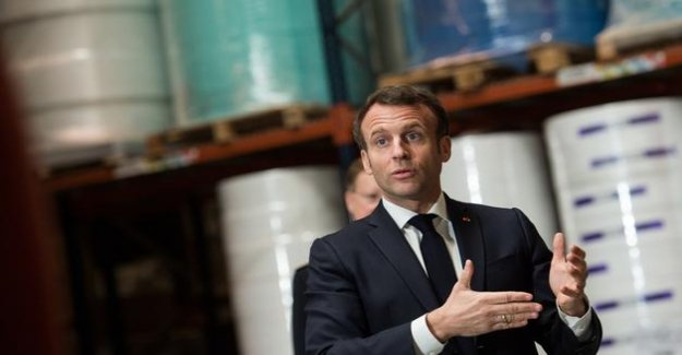 Macron will on Tuesday in a factory Valeo to present the car plan