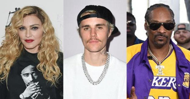 Madonna, Justin Bieber, Snoop Dogg... the wrath of The stars after the death of George Floyd during an arrest police