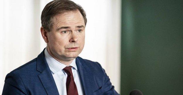 Media: Danish economy shrinks 5.3 percent