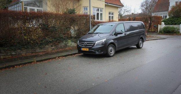 Mercedes provides comfortable van artificial respiration