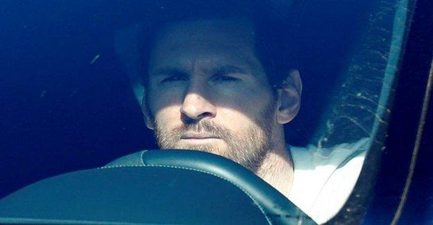 Messi admits: It is very creepy