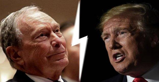 Michael Bloomberg vs. Donald Trump: the game of billionaires