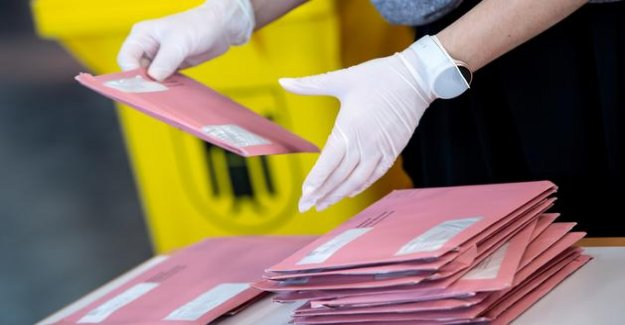 Municipal : postal voting, an alternative that works in Germany