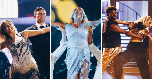 NOW john smith must leave the dancing with the stars