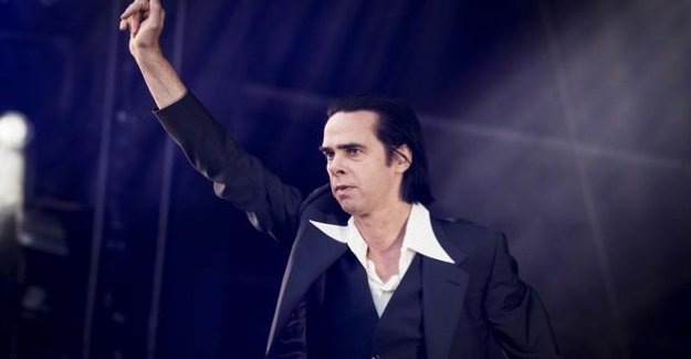 Nick Cave live 24 hours on 24 and 7 days on 7 on its television channel