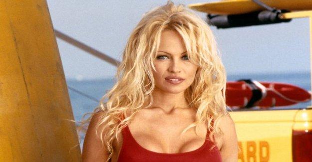 Pamela Anderson: I use it still