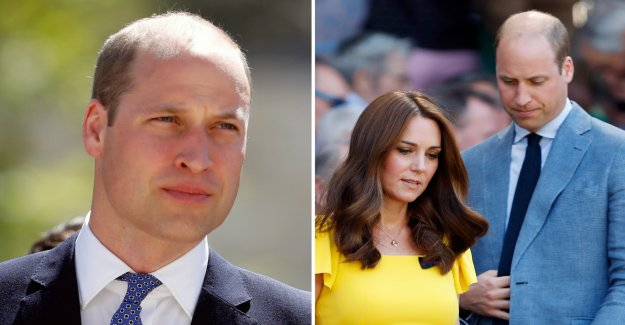 Prince William is about to have a baby: the Emotions will come back,