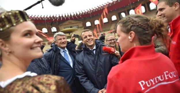 Puy du Fou : Emmanuel Macron accused of favouritism Philippe de Villiers