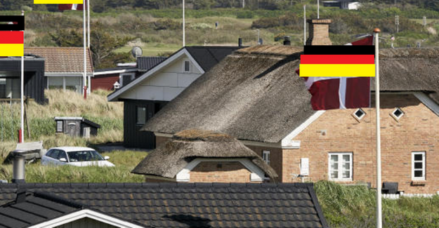 Recorded: No room for the danes in the Danish holiday cottages