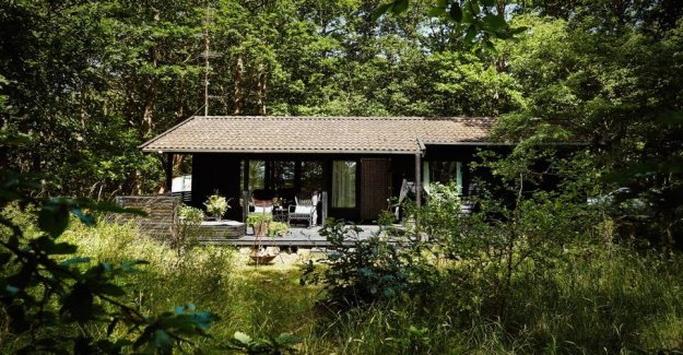 Rekordsalg of the cottages - and to get back on the market
