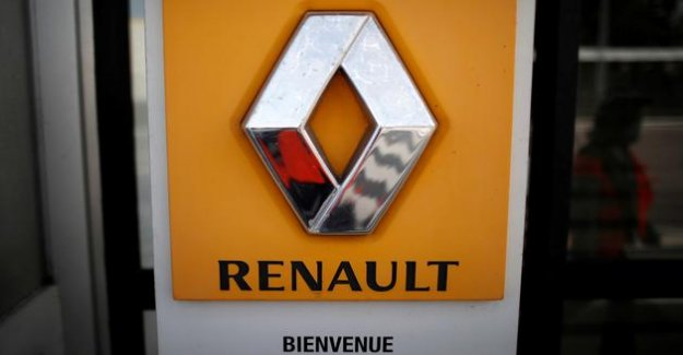 Renault plans to remove approximately 15,000 jobs in the world, with 4,600 in France