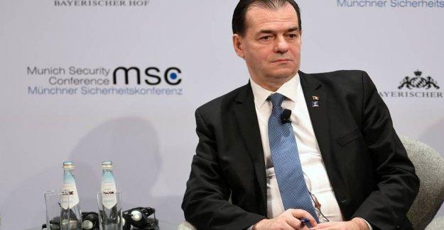 Romanian head of state will get the fine for the breach of the coronaregler