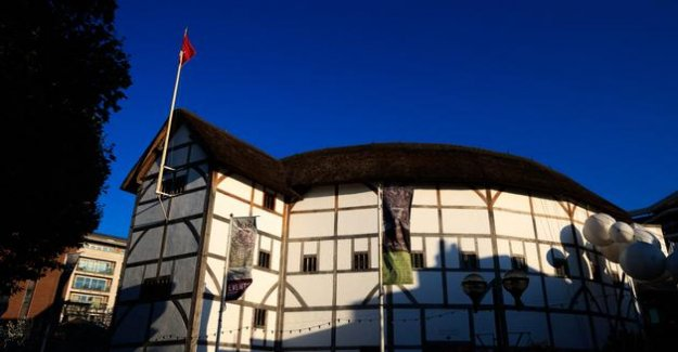 Shakespearean theatre the Globe, threatened with bankruptcy due to the coronavirus