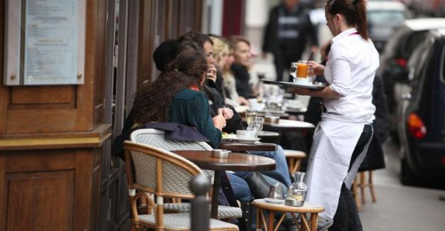 The Commercial court ordered Axa to indemnify a restaurateur parisien