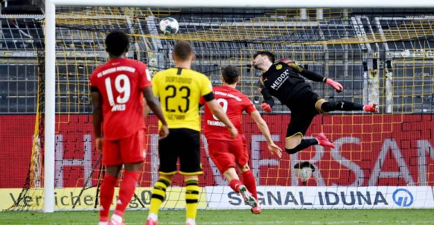 The Drop sends championship against Munich