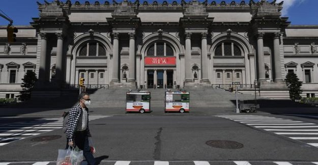 The Metropolitan Museum of Art will remain at least closed until mid-August