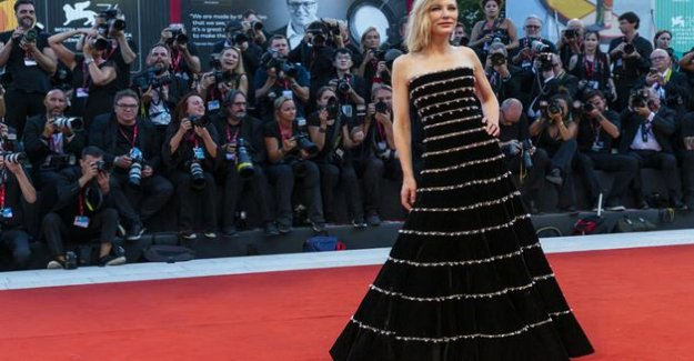 The Venice international film Festival will be taking place in September, but with less movies