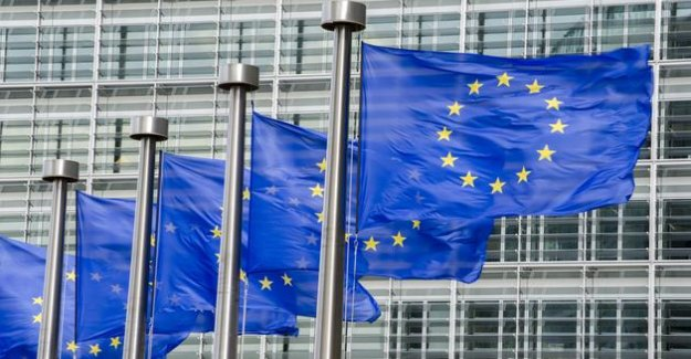 The european Commission is proposing a stimulus funds of 750 billion euros