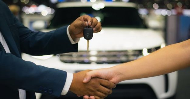 The majority of the French who wanted to buy a car have not changed their opinion