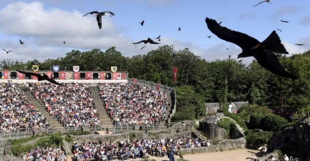 The re-opening announced of the Puy du Fou is a lot of jealous