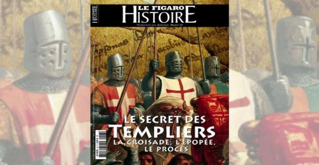 The secret of the knights Templar: the crusade, the epic, the trial