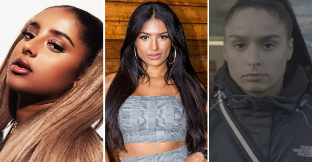 The women who are challenging the Swedish gangsterrappen