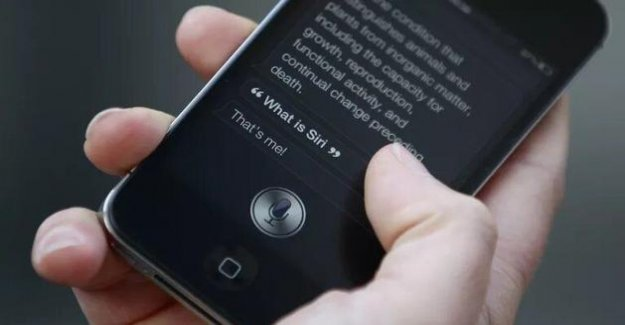To improve its voice assistant Siri, Apple bought the start-up of IA Inductiv