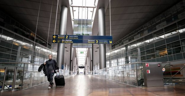 Travelers can now buy coronatest in the airport