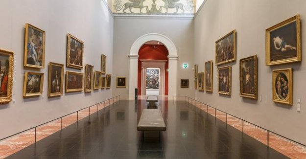 Treasures of the museums of the province : Montpellier, city of painters