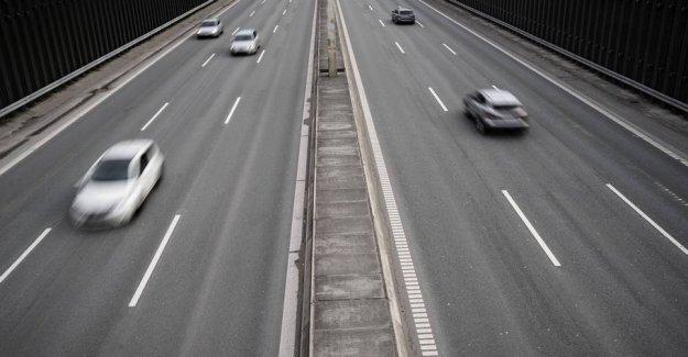 1400 drivers have been tillægsbøder by mistake