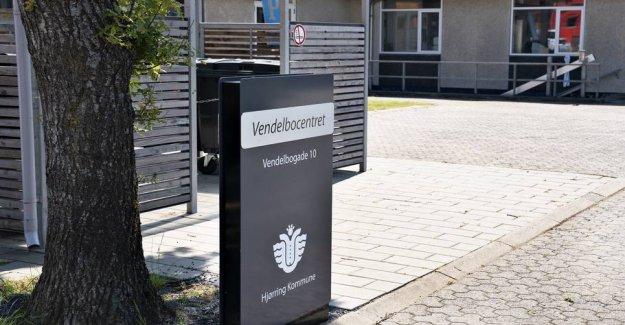 15 residents infected at Vendelbocentret