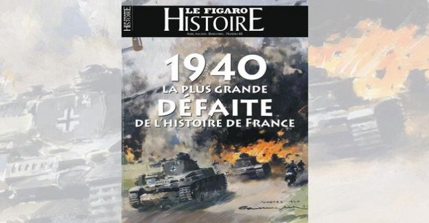 1940: the biggest defeat in the history of France