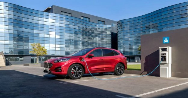 2700 Danish vehicles affected: Ford is withholding popular SUV