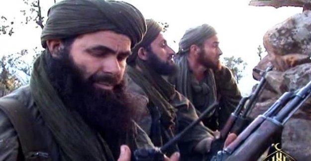 Abdelmalek Droukdel, the emir of Al-Qaeda in the Maghreb