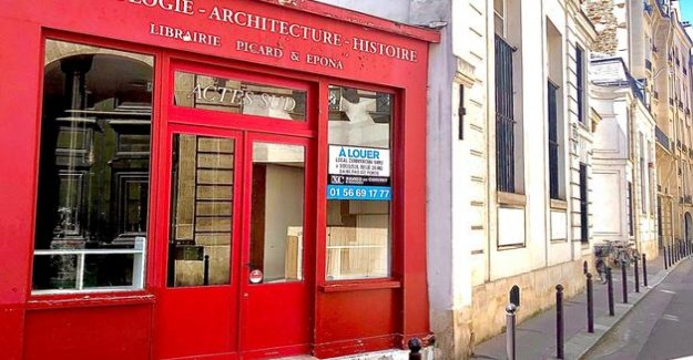 After Boulinier, another library closes in the Latin Quarter