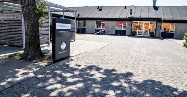 After the large coronaudbrud: Open for plejehjemsbesøg