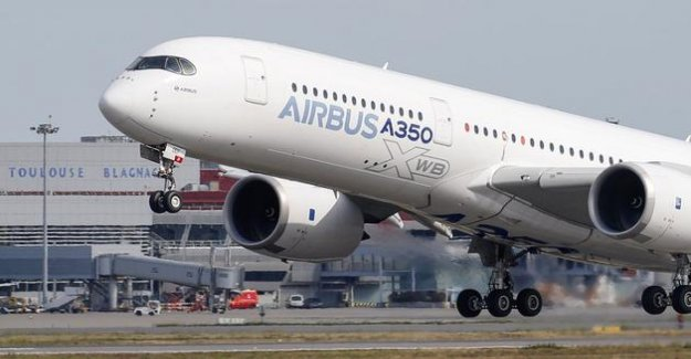 Airbus: the zero order in the month of may