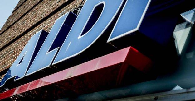 Aldi-stores in the big millionunderskud