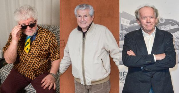 Almodovar, Lelouch, Dardenne... The filmmakers on the european war against the giants of the digital