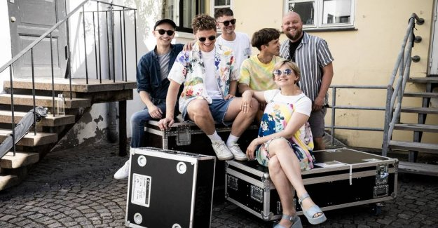 Alphabeat: - It is a big disappointment