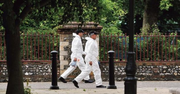 Attack with a knife Reading: the wake of the terrorist threat in the United Kingdom