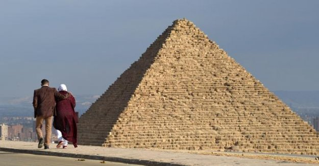 Black Lives Matter: the egyptian pyramids in the crosshairs of anti-racist activists?